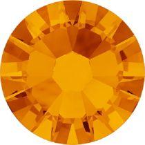 Swarovski Crystal Flatback No Hotfix 2058 SS-9 (2.60mm) -ᅠTangerine  (F) - 1440 Pcs