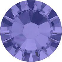 Swarovski Crystal Flatback No Hotfix 2058 SS-9 (2.60mm) -ᅠTanzanite  (F) - 1440 Pcs