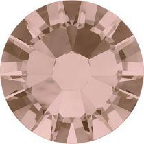 Swarovski Crystal Flatback No Hotfix 2058 SS-9 (2.60mm) -ᅠVintage Rose  (F) - 1440 Pcs