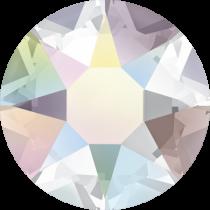 Swarovski 2028 Hotfix Diamante Flat Back Round SS-20 Crystal AB