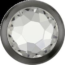 Swarovski Crystal Flatback Hotfix 2078 H Rimmed Flat Back SS-20  ( 4.70mm)  Crystal GM (F) -  1440 Pcs