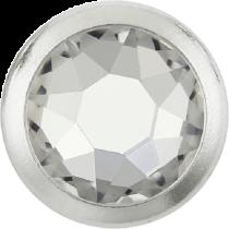 Swarovski Crystal Flatback Hotfix 2078 H Rimmed Flat Back SS-34  ( 7.17mm)  Crystal SR (F) -  144 Pcs