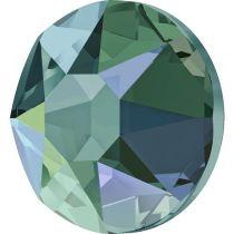 Swarovski Crystal Flatback Hotfix 2078 SS-34 ( 7.17mm) - Black Diamond Shimmer (F)- 144 Pcs