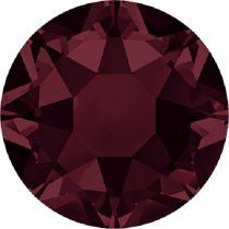 Swarovski Crystal Flatback Hotfix 2078 SS-34 ( 7.17mm) - Burgundy (F)- 144 Pcs