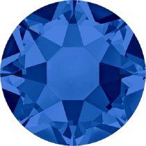 Swarovski Crystal Flatback Hotfix 2078 SS-16 ( 3.90mm) - Capri Blue (F)- 1440 Pcs