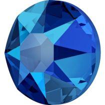Swarovski Crystal Flatback Hotfix 2078 SS-34 ( 7.17mm) - Cobalt Shimmer (F)- 144 Pcs