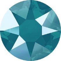 Swarovski Crystal Flatback Hotfix 2078 SS-16 ( 3.90mm) - Crystal Azure Blue (F)- 1440 Pcs