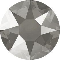 Swarovski Crystal Flatback Hotfix 2078 SS-34 ( 7.17mm) -Crystal Dark Grey (F)- 144 Pcs