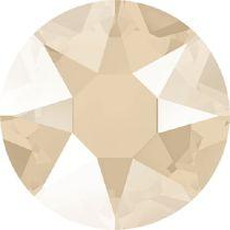 Swarovski Crystal Flatback Hotfix 2078 SS-34 ( 7.17mm) - Crystal Ivory Cream (F)- 144 Pcs