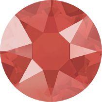 Swarovski Crystal Flatback Hotfix 2078 SS-34 ( 7.17mm) - Crystal Light Coral (F)- 144 Pcs