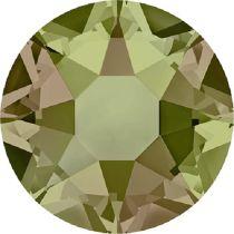 Swarovski Crystal Flatback Hotfix 2078 SS-34 ( 7.17mm) - Crystal Luminous Green(F)- 144 Pcs