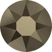 Swarovski Crystal Flatback Hotfix 2078 SS-34 ( 7.17mm) -Crystal Metallic Light Gold (F)- 144 Pcs