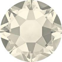 Swarovski Crystal Flatback Hotfix 2078 SS-16 ( 3.90mm) - Crystal Moonlight (F)- 1440 Pcs