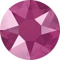 Swarovski Crystal Flatback Hotfix 2078 SS-34 ( 7.17mm) - Crystal Peony Pink (F)- 144 Pcs