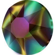 Swarovski Crystal Flatback Hotfix 2078 SS-16 ( 3.90mm) -Crystal Rainbow Dark(F)- 1440 Pcs