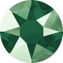 Swarovski Crystal Flatback Hotfix 2078 SS-34 ( 7.17mm) -Crystal Royal Green (F)- 144 Pcs