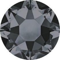 Swarovski Crystal Flatback Hotfix 2078 SS-16 ( 3.90mm) -Crystal Silver Night (F)- 1440 Pcs