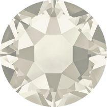 Swarovski Crystal Flatback Hotfix 2078 SS-16 ( 3.90mm) - Crystal Silver Shade (F)- 1440 Pcs
