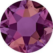 Swarovski Crystal Flatback Hotfix 2078 SS-16 ( 3.90mm) - Crystal Volcano (F)- 1440 Pcs