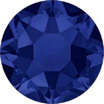 Swarovski Crystal Flatback Hotfix 2078 SS-34 ( 7.17mm) -Dark Indigo (F)- 144 Pcs