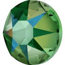 Swarovski Crystal Flatback Hotfix 2078 SS-34 ( 7.17mm) -Erinite Shimmer (F)- 144 Pcs