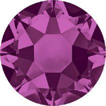 Swarovski Crystal Flatback Hotfix 2078 SS-16 ( 3.90mm) - Fuchsia (F)- 1440 Pcs