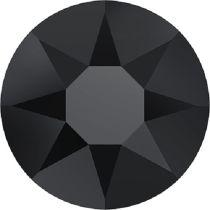Swarovski Crystal Flatback Hotfix 2078 SS-30 (6.41mm) - Jet (F) -  288 Pcs