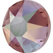 Swarovski Crystal Flatback Hotfix 2078 SS-34 ( 7.17mm) - Light Colorado Topaz Shimmer (F)- 144 Pcs