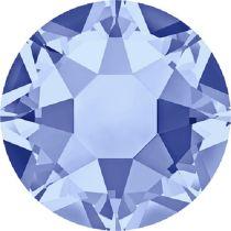 Swarovski Crystal Flatback Hotfix 2078 SS-16 ( 3.90mm) - Light Sapphire (F)- 1440 Pcs