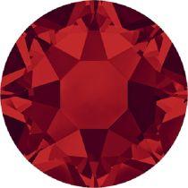 Swarovski Crystal Flatback Hotfix 2078 SS-16 ( 3.90mm) - Light Siam (F)- 1440 Pcs
