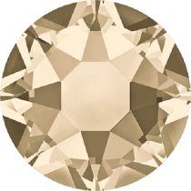 Swarovski Crystal Flatback Hotfix 2078 SS-12 ( 2.25mm) - Light Silk (F)-  1440 Pcs