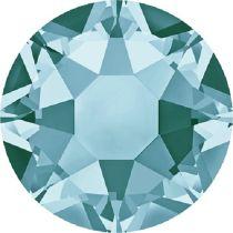Swarovski Crystal Flatback Hotfix 2078 SS-34 ( 7.17mm) -ᅠLight Turqoise (F)- 144 Pcs