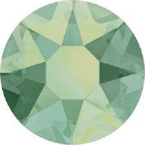 Swarovski Crystal Flatback Hotfix 2078 SS-16 ( 3.90mm) - Pacific Opal  (F)- 1440 Pcs