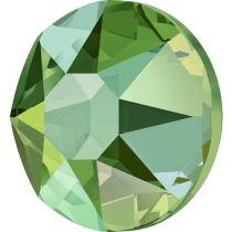 Swarovski Crystal Flatback Hotfix 2078 SS-34 ( 7.17mm) - Peridot Shimmer (F)- 144 Pcs