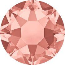 Swarovski Crystal Flatback Hotfix 2078 SS-16 ( 3.90mm) - Rose Peach (F)- 1440 Pcs