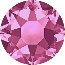 Swarovski Crystal Flatback Hotfix 2078 SS-16 ( 3.90mm) - Rose (F)- 1440 Pcs