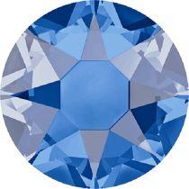 Swarovski Crystal Flatback Hotfix 2078 SS-34 ( 7.17mm) - Sapphire Satin  (F)- 144 Pcs
