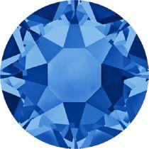 Swarovski Crystal Flatback Hotfix 2078 SS-16 ( 3.90mm) - Sapphire (F)- 1440 Pcs