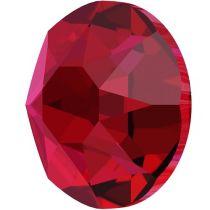 Swarovski Crystal Flatback Hotfix 2078 SS-16 ( 3.90mm) - Scarlet(F)- 1440 Pcs