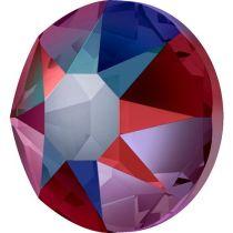 Swarovski Crystal Flatback Hotfix 2078 SS-34 ( 7.17mm) - Siam Shimmer  (F)- 144 Pcs