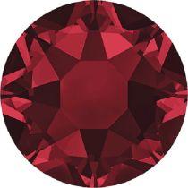 Swarovski Crystal Flatback Hotfix 2078 SS-16 ( 3.90mm) - Siam (F)- 1440 Pcs