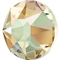 Swarovski Crystal Flatback Hotfix 2078 SS-16 ( 3.90mm) - Silk Shimmer (F)- 1440 Pcs