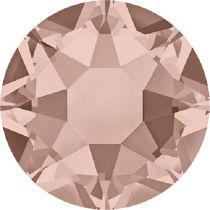 Swarovski Crystal Flatback Hotfix 2078 SS-16 ( 3.90mm) - Vintage Rose (F)- 1440 Pcs