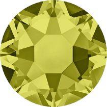 Swarovski Crystal Flatback Hotfix 2078 SS-34 ( 7.17mm) -ᅠKhaki (F)- 144 Pcs