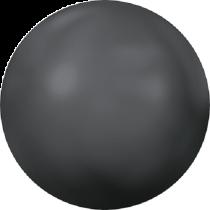 Swarovski Crystal Flat Back Hotfix 2080_4 Pearl Cabochons Flat Back SS-10 ( 2.75mm) - Crystal Dark Grey Pearl (F) - 1440 Pcs