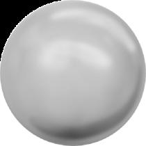 Swarovski Crystal Flat Back Hotfix 2080_4 Pearl Cabochons Flat Back SS-10 ( 2.75mm) - Crystal Light Grey Pearl  (F) - 1440 Pcs