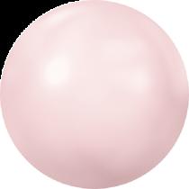 Swarovski Crystal Flat Back Hotfix 2080_4 Pearl Cabochons Flat Back SS-34  ( 7.17mm) - Crystal Rosaline Pearl (F) - 144 Pcs