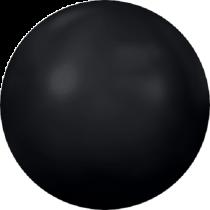 Swarovski Crystal Flat Back Hotfix 2080_4 Pearl Cabochons Flat Back SS-16  ( 3.90mm) - Jet (F) - 1440 Pcs