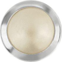 Swarovski Crystal Flatback Hotfix 2080 H Rimmed Flat Back  SS-34  (7.17mm) Crystal Cream pearl SR (F) -  144 Pcs