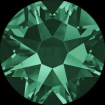 Swarovski  Flatback No Hotfix  2088- SS-20-Emerald